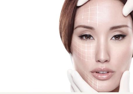 Căng da mặt bằng chỉ sinh học khắc phục làn da lão hóa