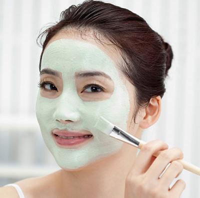 Mặt nạ tự nhiên giúp căng da mặt
