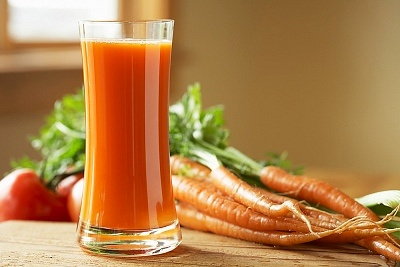 cà rốt giúp trẻ hóa làn da