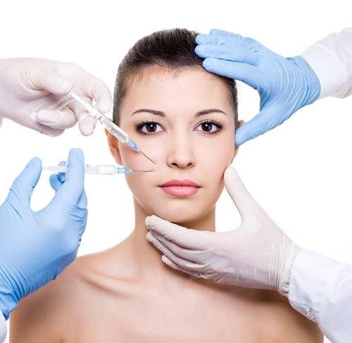 Căng da mặt bằng botox là cách căng da mặt không phẫu thuật